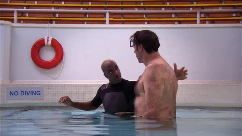 Долго и счастливо 2 сезон 15 серия Плаванье со Старками 'Til Death Swimming with Starks