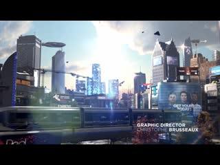 """Detroit: Become Human. Восстание андроидов. Главы 2-3: """"Вступление"""", """"Оттенки цвета"""""""