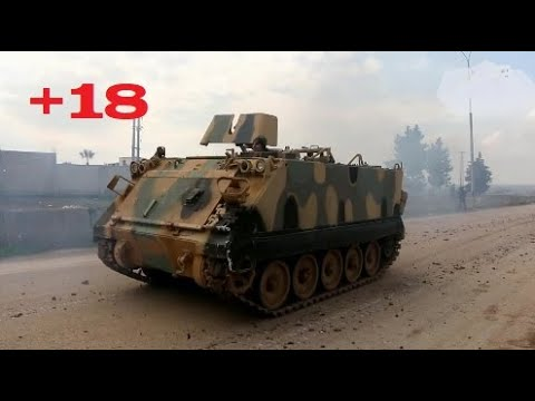 Battles for Syria February 24th 2020 Turkey backed militants capture Nayrab