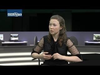 Алёна Могучева в передаче Банковский счет про иконы и #STARTUP_REALITY главы РМК Игоря Алтушкина