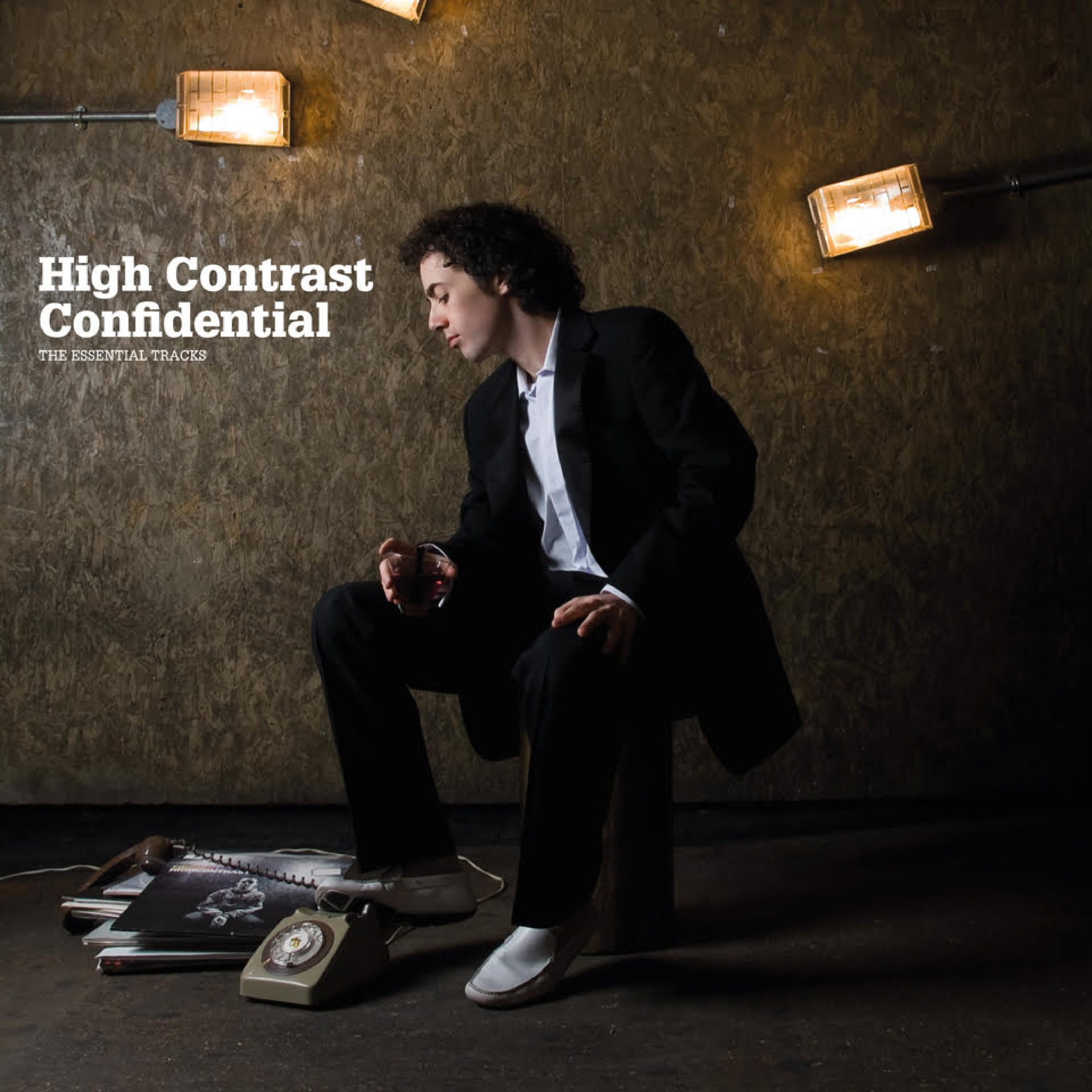 High Contrast album Confidential