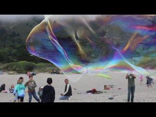 Giant Stinson's Soap Bubbles