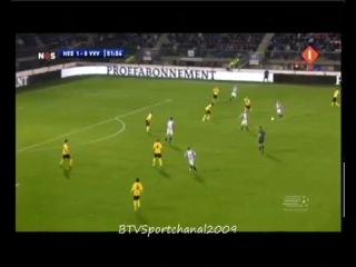 Эредивизие 2010/ тур.Херенвен 2:0 Венло