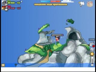 Вормикс: Я vs Dragon Rogozhin (21 уровень)
