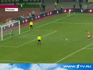 Кубок России 2010/11 .1/2 Спартак М. - ЦСКА М. 3:3 (пен. 4:5)