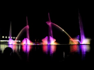 Винницкий фонтан!))