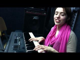 Саша Магерова видео приглашение на Lady in jazz