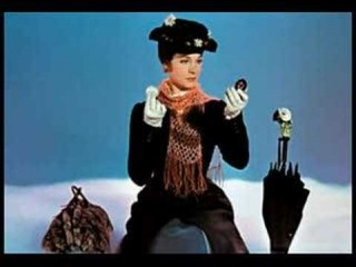 A spoon full of sugar - Marry Poppins