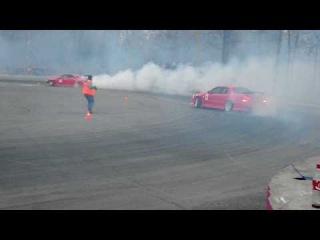 RDS Восток 2011 1 этап - Laurel GC35 vs Skyline R34