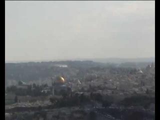 ANOTHER UFO OVER JERUSALEM (SAME PLACE-DAYLIGHT) MARCH 2011