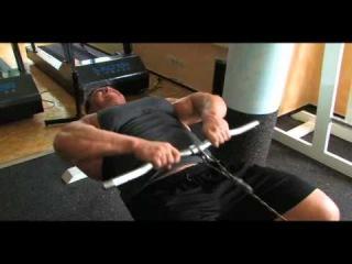 "Bodybuilding-Marcus Ruhl ""Ruhling 4 EVER"""