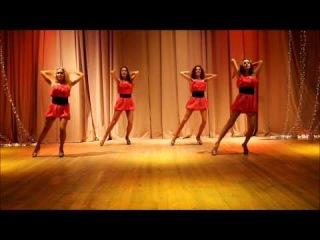 шоу-балет MOLOKO - Hush-Hush!.wmv