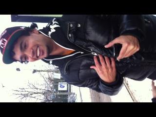 Getting down with ma people in Amsterdam :) ALDO, BORA, HAITI,TWOFACE, IZABELLA