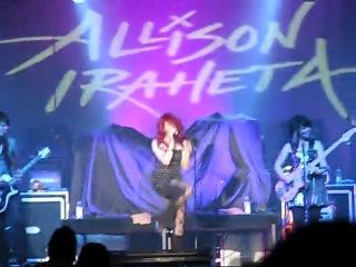 Allison Iraheta - Holiday at Mahnomen, MN (11 июня 2010)
