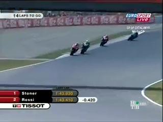 MotoGP 2007 Этап 7 Гран При Испании Каталунья