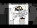 «Рисуем своими руками)» под музыку Asheru - The Boondocks Theme Song(OST Гетто).