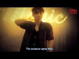 Kim Hyun Joong - Let's Party MV rus sub