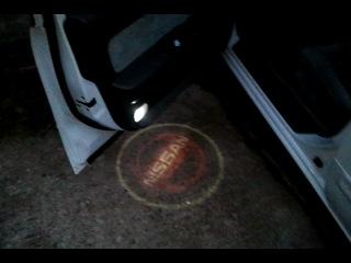 лазерный авто авто проекция (проектор) логотипа