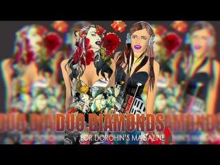 Duo Diamonds for Dorohin's Magazine смотреть онлайн без регистрации