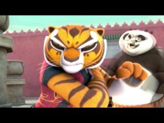 Кунг фу панда Kung fu panda Gentleman Parody Пародия PSY 2 я версия
