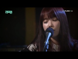 121017 IU - The story of some 60 elderly couple (Real Modern Concert)