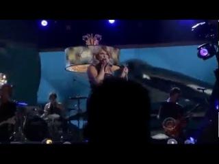 Miranda Lambert Mama's Broken Heart ACM 2013