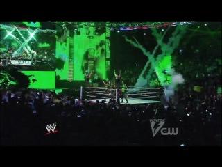 WWE Saturday Morning Slam  (русская версия от 545TV) Олег Манылов / Никита Глебов