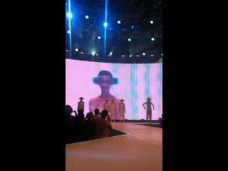 Sassoon show Praire, Hairworld messe Frankfurt