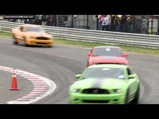 EPIC Mustang 50th Birthday Party @ Charlotte Motor Speedway