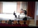 Отчётный концерт : Лядов. Канон до - минор.Чайковский фортепианный цикл Времена годаМай , Белые ночи. Бах Концерт фа - минор 1 часть.