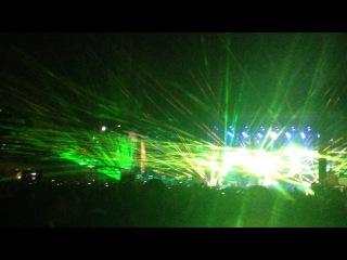 Metallica-blackened live(1/07/2014/rockinroma/rome/italiy)
