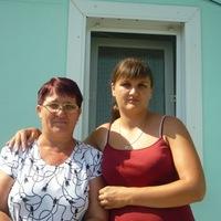 Фотография страницы Нины Глазуновой ВКонтакте