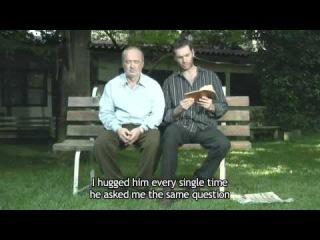 Гениальный короткометражный фильм - притча. Какая разная любовь отца к ребенку и зрелого сына к отцу... Любите родителей! Он