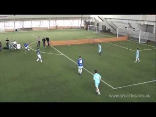 Спортинг лига   Опен Бар - УИМП-2 1-8
