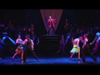 Anya & Pasha Perform Dirty Boogie in BURN THE FLOOR on Broadway!