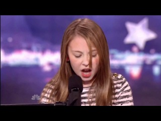 Anna Graceman, 11 ~ America's Got Talent 2011, Atlanta Auditions