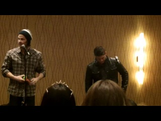 J2 Breakfast- Nashcon 2012