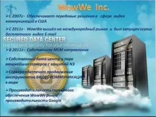 Презентация WowWe Влади Сильцер - Венгрия