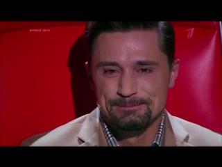 ШОК! Неизвестный исполнитель на шоу ГОЛОС заставил плакать жюри