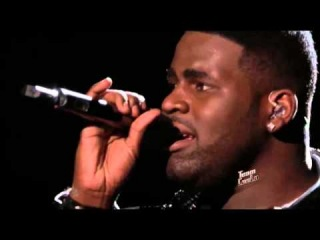 Trevin Hunte - And I Am Telling You (I'm Not Going) - The Voice Top 6 Dec 06, 2012 USA
