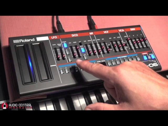 Fiddlin' with Roland JU 06