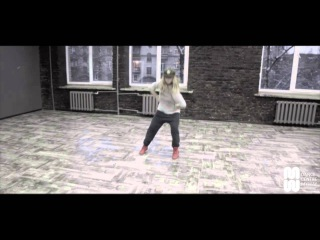 Spank Rock   Ta Da hip hop workshop by Marina Serdeshnaya   Dance Centre Myway