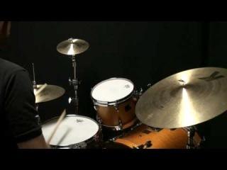 "Used Zildjian 8"" K Custom Dark Splash Cymbal 012809J"