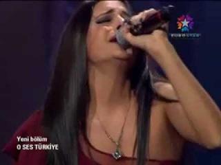 Full Performans - Ayda Mosharraf Duman (syan) arks - Hadise Ayakta Alklad!