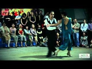 "Mila Vigdorova, Gianpiero Galdi - ""Este es el Rey"" by Juan D'Arienzo @ vaMOS Italian Intervention ()"