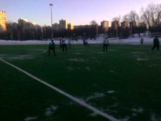 ЛФЛ ЮЛ 1 дивизион Иствуд-2 - ОБС Юнайтед гол Масалкин