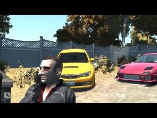 GTA IV Machinima - FAST FIVE [HD MOVIE] PART 1