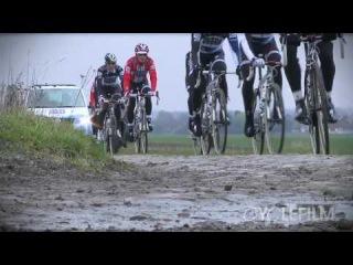 Paris-Roubaix Recon 2010 Saxo Bank Cancellara [Cyclefilm]