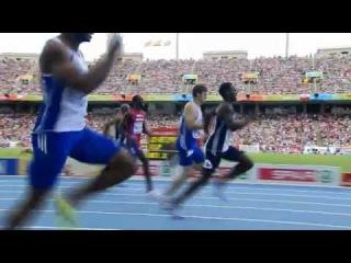 Christophe Lemaitre Wins 200m European Final