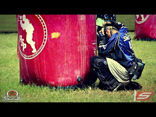 2012 AXBL-Lite Event 3 - American Extreme Paintball League